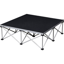 3'x3' Modular Portable Folding Pop Up <strong>Stage</strong> for Hotel
