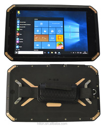 Best waterproof IP68 dual operating system portable industial pda cheap rugged tablet pc