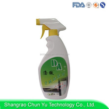 China supplier new arrive gold spray stainless steel cleaner with cheapest price