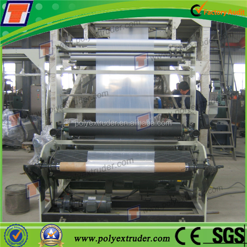High Quality Professional Certificated Hdpe/Ldpe/Lldpe Film Blowing Machines