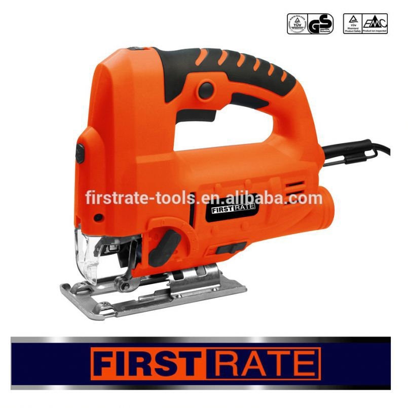 800W 80mm homeuse electric jig saw switch wood cutting vertical band saw machine made in china