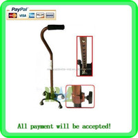 High quality aluminum alloy arm crutches for sale MSLAC02-L