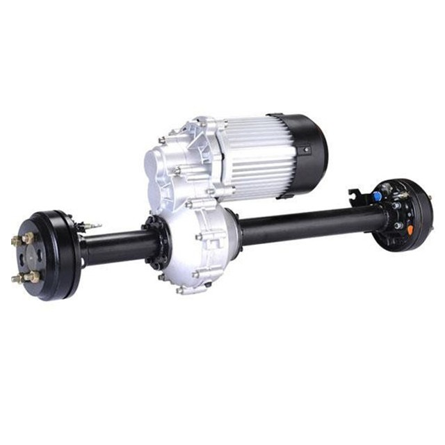 48v 60v 72v electric three wheels bicycle electric differential motor