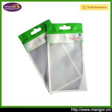 High Quality Plastic Custom Book Heat Sealing Ziplock Pouch With Logo