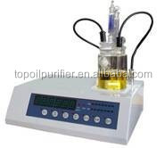 Digital display moisture meters TP-6A transformer oil water content testing equipment