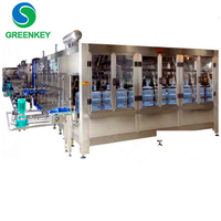 Beverage Mineral Water Filling Plant Pure