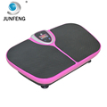 Slim full body fitness machines body shaker small vibration plate massage machine