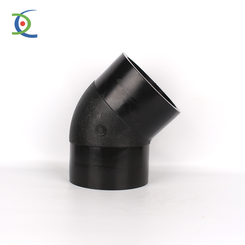 Jinyang competitive price 45 degree pipe fitting lateral tee for irrigation