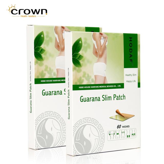Korea Natural Weight Loss Slimming Product Guarana Slim Patch
