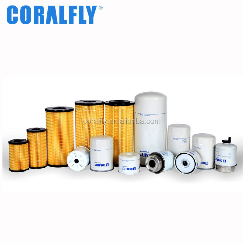 CORALFLY ODM/OEM-604 Tractor Air Filter With Fins AF409K