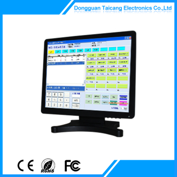"New style discount 17"" low cost touch screen"