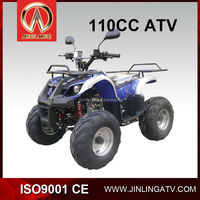 Jinling JLA-08-02 CE approaled automatic chain drive loncin 50cc/49cc MINI quad bikes for kids