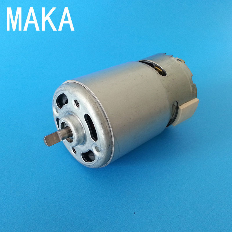 772JH06 144v 12v speed control electric dc motor for shutters