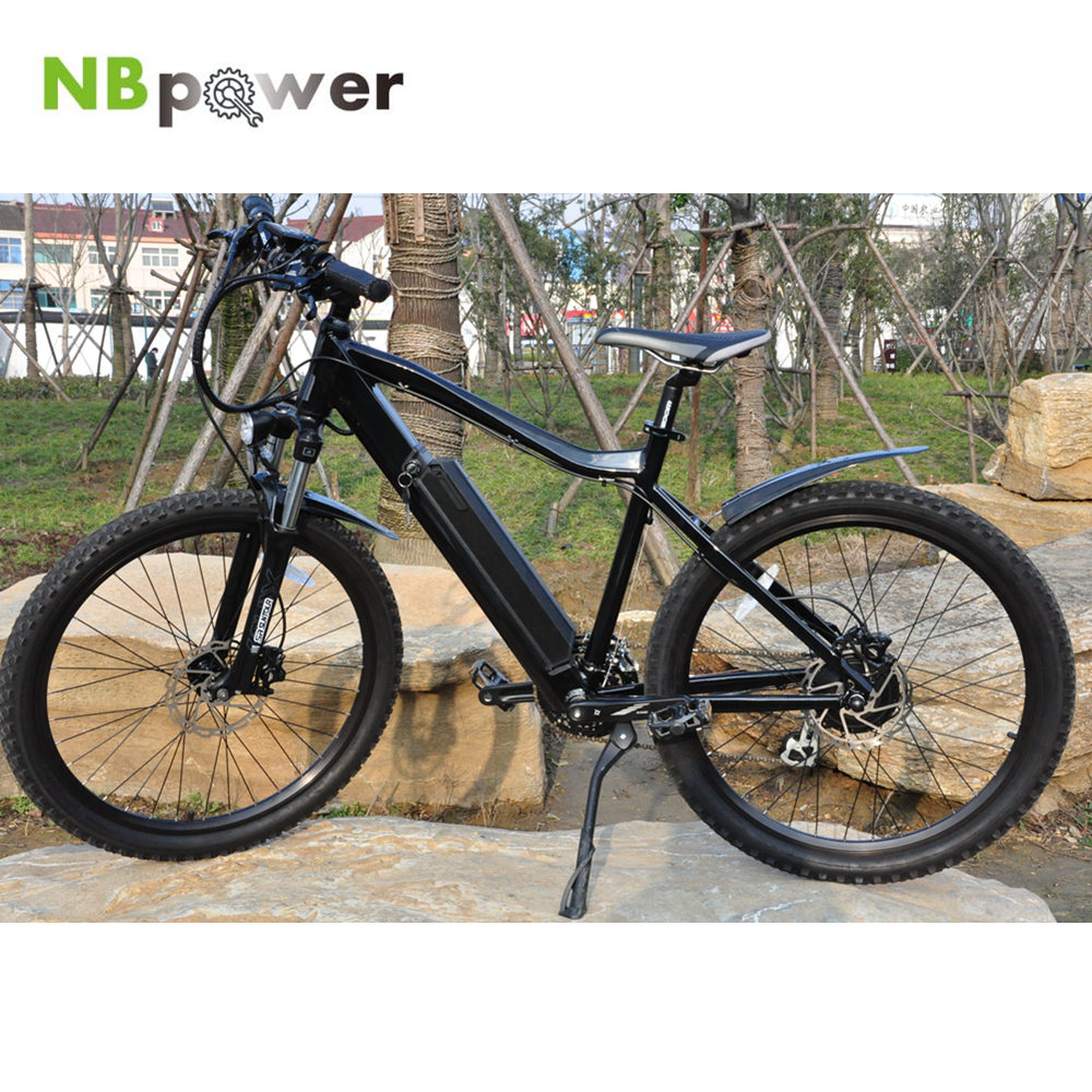Mountain Electric Bike , Intelligent Pedal Assistant System Electric Bicycle