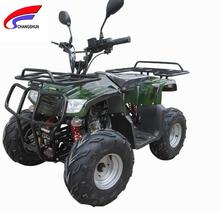 Gas 4 Wheeler 110CC 4X4 Atv For Adults With Reverse