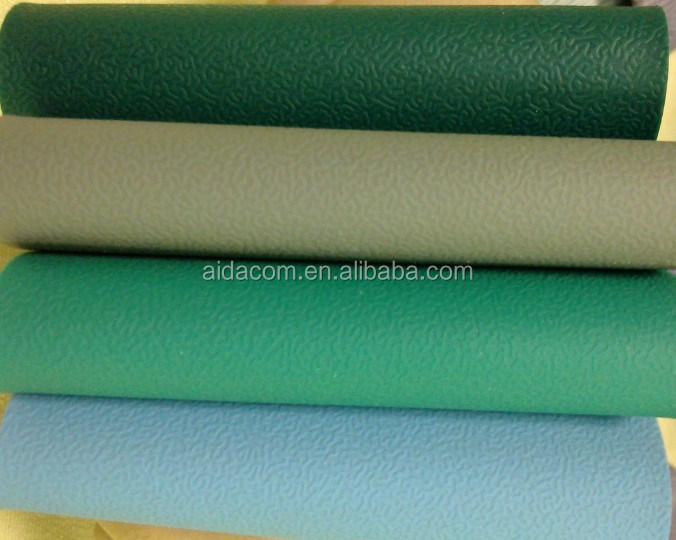 Mat manufacturer, ESD mat,2 layers rubber ESD anti-slip mat