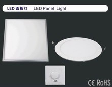 Long service life 3W Dimmable Led Panel Light