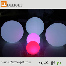 Cordless garden decorative light LED magic ball light LED glow swimming pool ball