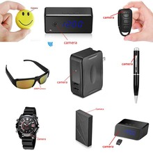 Mini 1080P Pinhole SPY Pen Camera Portable Hidden Camera pen very very small hidden camera