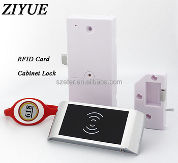Smart Electronic  RFID Card Locker Lock for Fitness Gym Spa School Cabinet  EM126