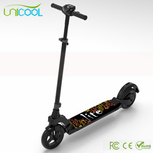Rechargeable Battery Powered Smart Standing Folding Electro E Scooter