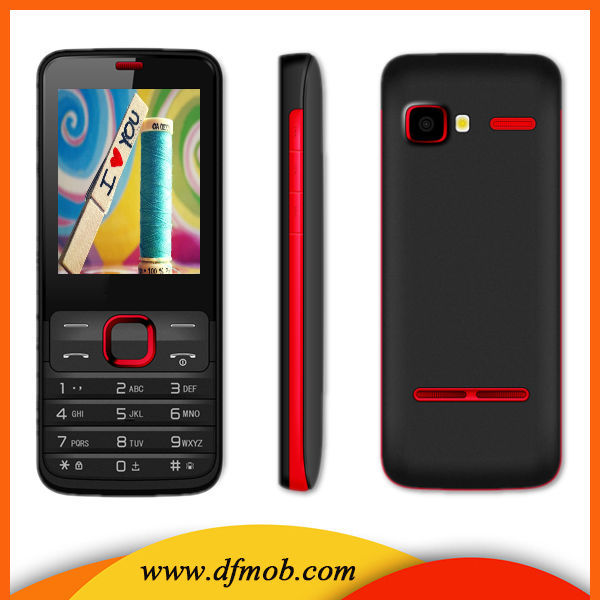 New China Mobile Models 2.4inch Screen Mp3/mp4 Wap Gprs Camera Spreadtrum Quad Band Telephone Mobile T535
