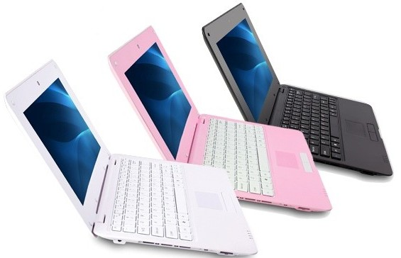 low price mini laptop via8850