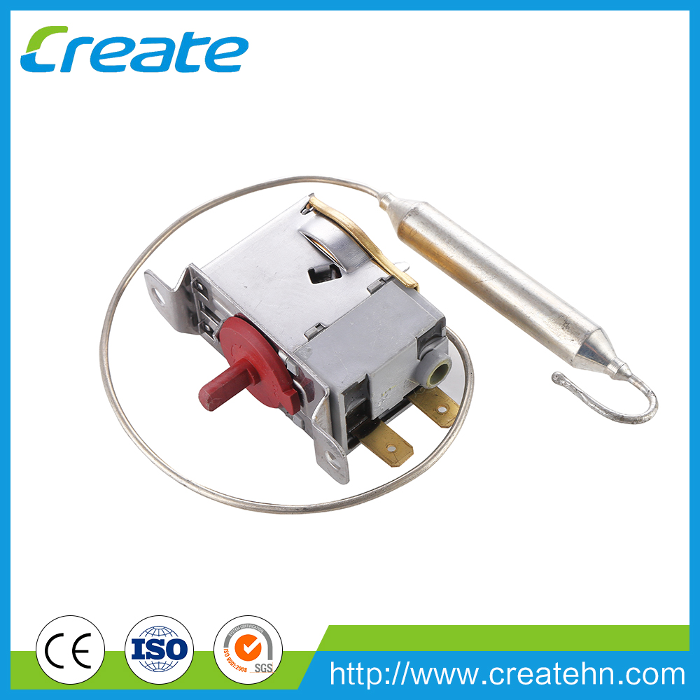 2016 popular High Quality Professional thermostat for refrigerator& supply a complete set of components for refrigerators