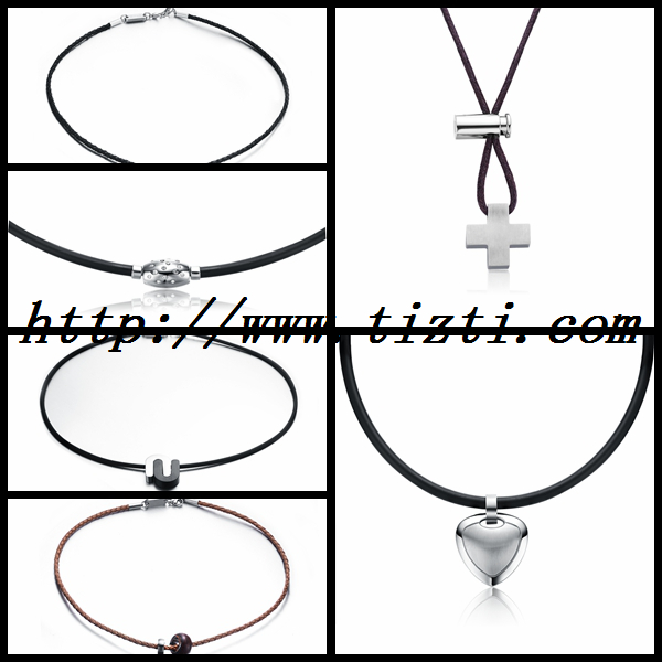 stainless steel jewelry initial pendants