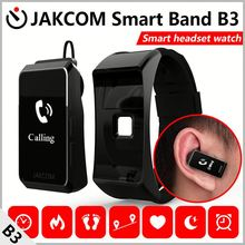 Jakcom B3 Smart Watch 2017 New Product Of Earphones & Headphones Hot Sale With Sport Watches For Men Tube Amplifier Sport