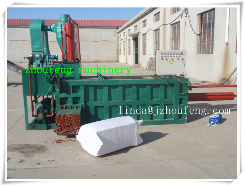 High efficient hay baler corn stalk bundling machine grass baling machine