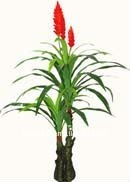 decorative artificial plants pineapple flower