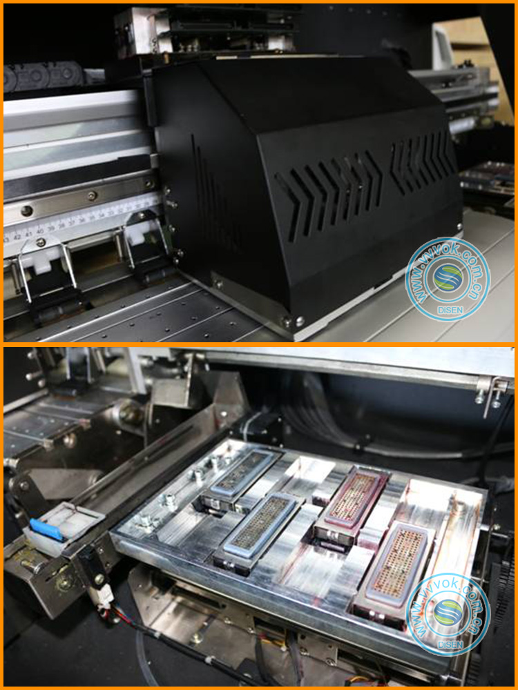 DX5 DX7 V540 CE4-M head eco solvent printer hot sexcy chemical photo printer machine industrial heavy duty digital photo printer