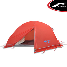 20D Nylon 1 Person 4 Season Ultralight Hiking Tent