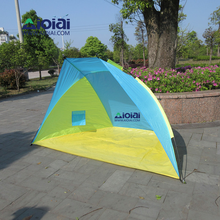 AIOIAI folding Summer Sun Shelter beach tent outdoor fishing automatic popup tent