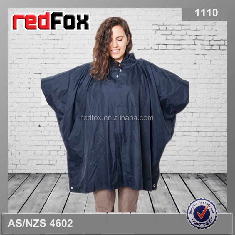 hot sale cute rain poncho for women