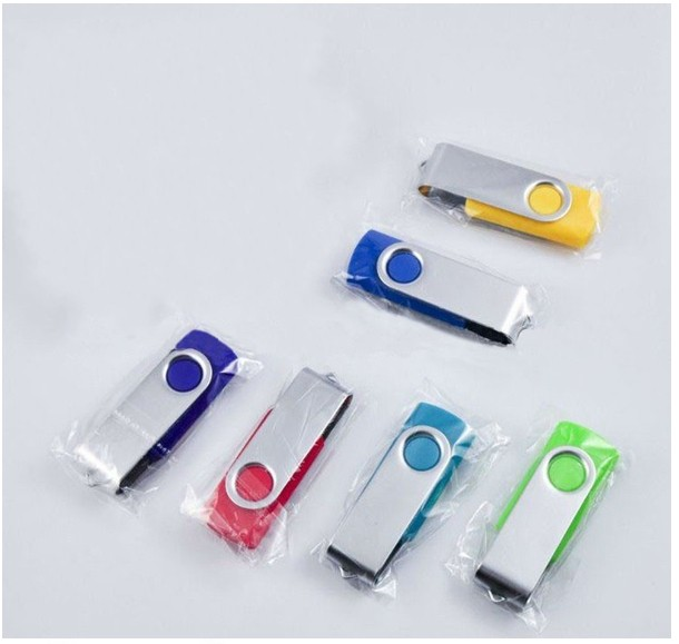 In stock fast delivery high quality metal plastic switch usb flash drive with write protection