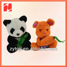 Delicate amiable DIY stuffed toys in china shenzhen OEM