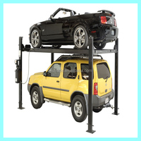 Double Decker Car Parking Helper Equipment
