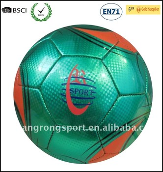 Laser PVC Machine stitched Soccer Ball