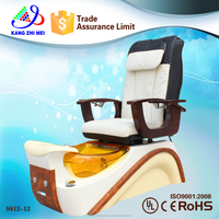 Hot sale professional foot care spa pedicure massage chair (S812-12)