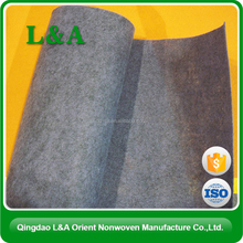 Factory price 100% Polyester Felt Fabric Roll, 100 Polyester Non Woven Fabric