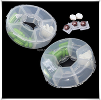 Low Price Cheapest Plastic Pill Box For School