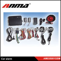Professional factory of manual two way car alarm system magicar car alarm system