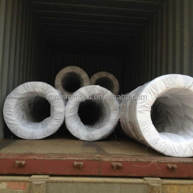 Building material iron rod/ twisted soft annealed black iron binding wire/ tie wire