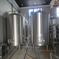 5000l Brewery Equipment To Greece