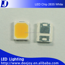 white 0.1w 0.2w smt smd 2835 led chip for wholesale factory price
