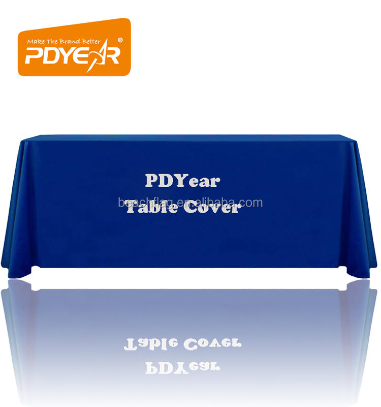 PDYear Trade Show Advertise Fit Promotion Tablecloth