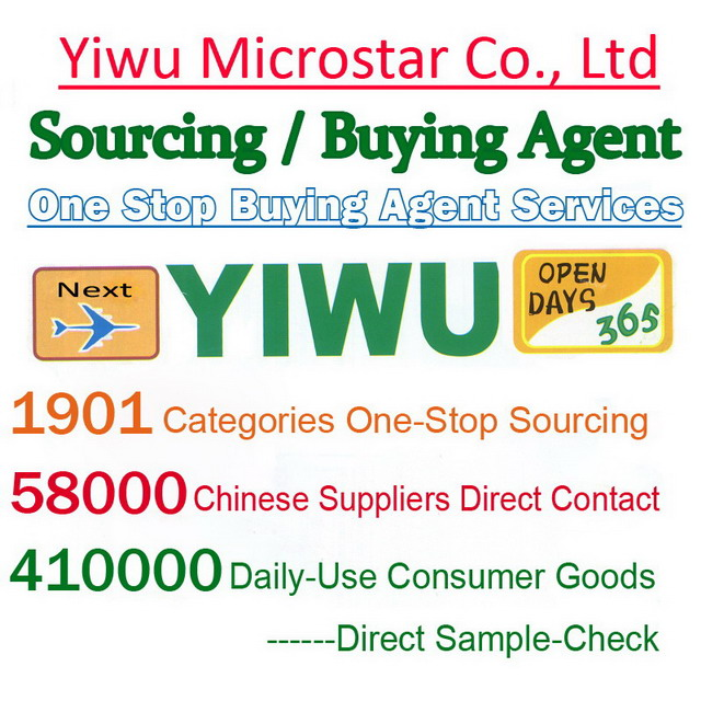 Yiwu China Wholesale Market Liaison Agent