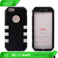 fancy combo cell phone protective case for iphone 6